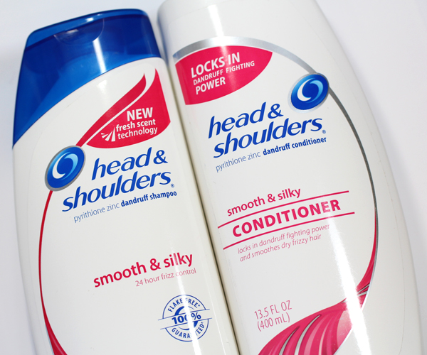 Head & Shoulders Soft & Silky