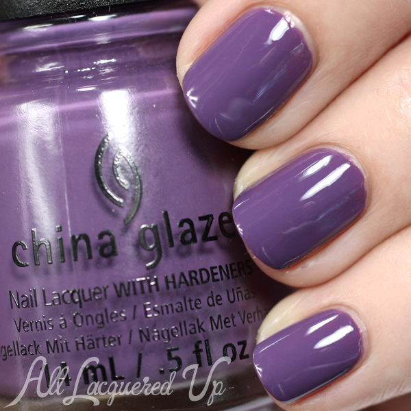 China Glaze All Aboard for Fall 2014 via @alllacqueredup
