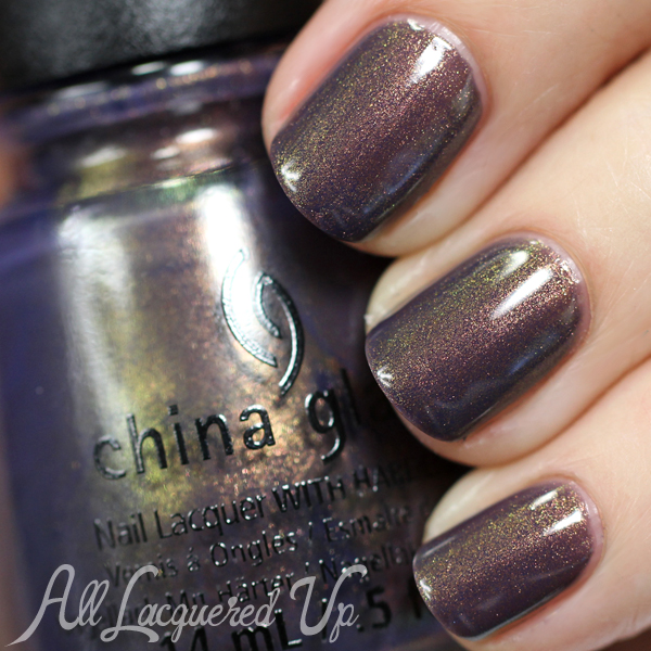 China Glaze Choo Choo Choose You - Fall 2014 via @alllacqueredup