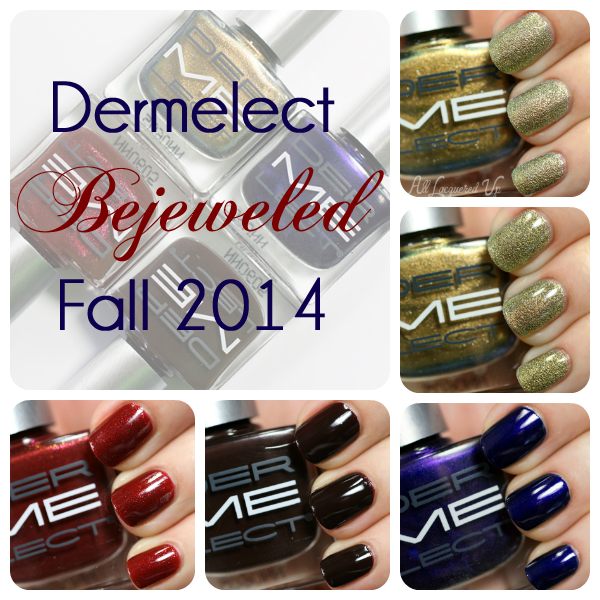 Dermelect Bejeweled Fall 2014 via @AllLacqueredUp
