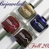 Dermelect Fall 2014 Bejeweled Collection Swatches & Review