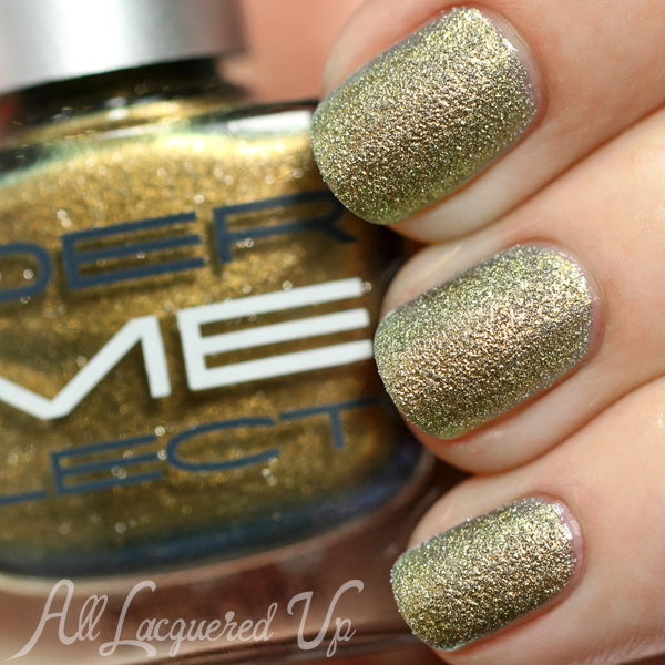 Dermelect Gilded for Fall 2014 via @AllLacqueredUp