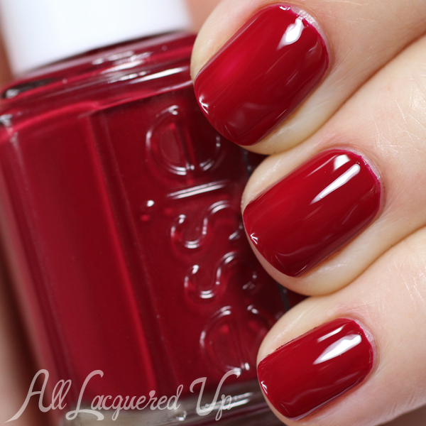 Essie Dress To Kilt - Fall 2014 via @alllacqueredup