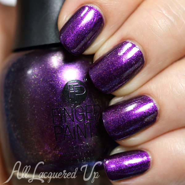 FingerPaints Dance Til Dawn from Masquerade Affair via @AllLacqueredUp