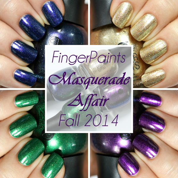 FingerPaints Fall 2014 - Masquerade Affair