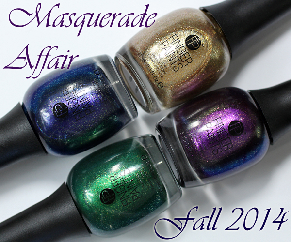 FingerPaints Masquerade Affair - Fall 2014