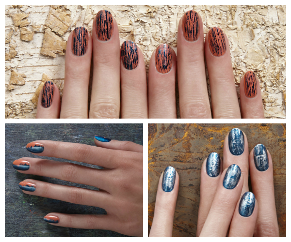 JINsoon Fall 2014 nail art