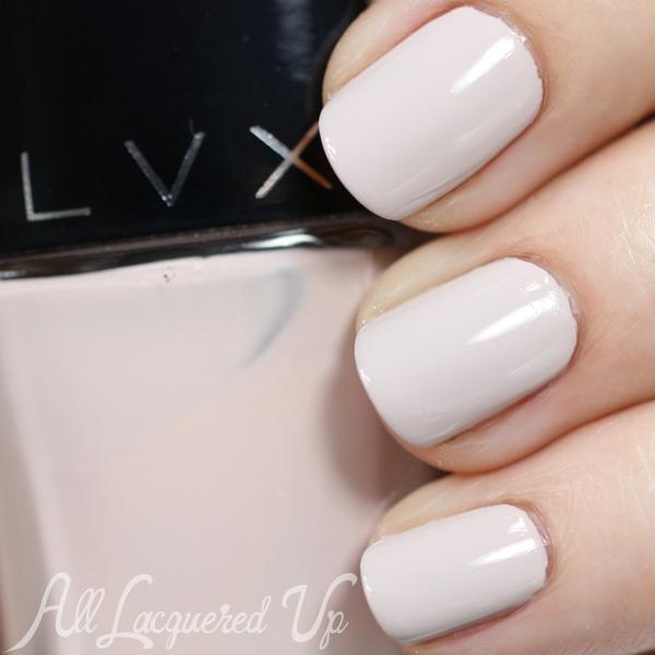 LVX Cashmere swatch via @alllacqueredup