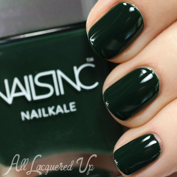 Nails Inc Nailkale Bruton Mews via @alllacqueredup