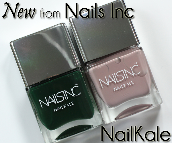 Nails Inc Nailkale Swatches And Review Via Alllacqueredup