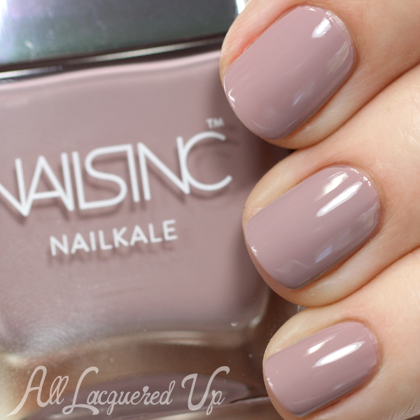 Nails Inc Nailkale Westbourne Park Road via @alllacqueredup