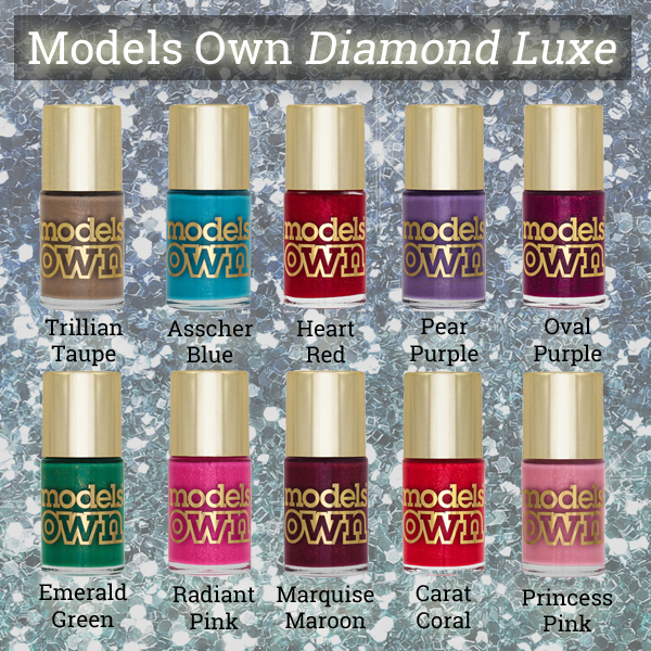 Models Own Diamond Luxe via @alllacqueredup