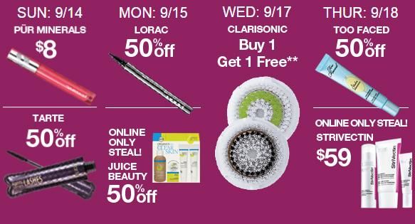 Best of ULTA 21 Days of Beauty Steals - Week 2