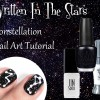 Constellation Nails and Tutorial Inspired by Nail'd It!