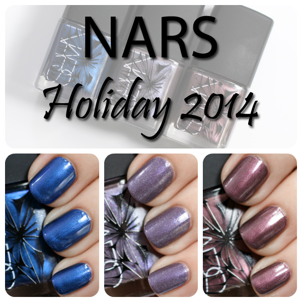 NARS Holiday 2014 - Algonquin, Barents Sea and Sherwood via @alllacqueredup