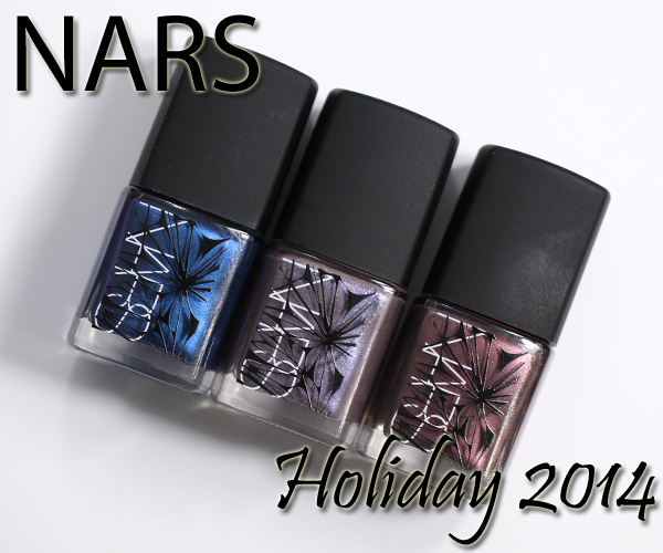 NARS Holiday 2014 Nail Polish via @alllacqueredup