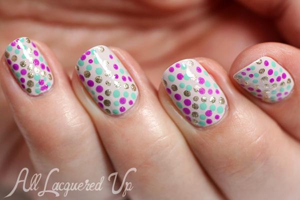 Nailbox Trendbox Nail Art Dotticure via @alllacqueredup