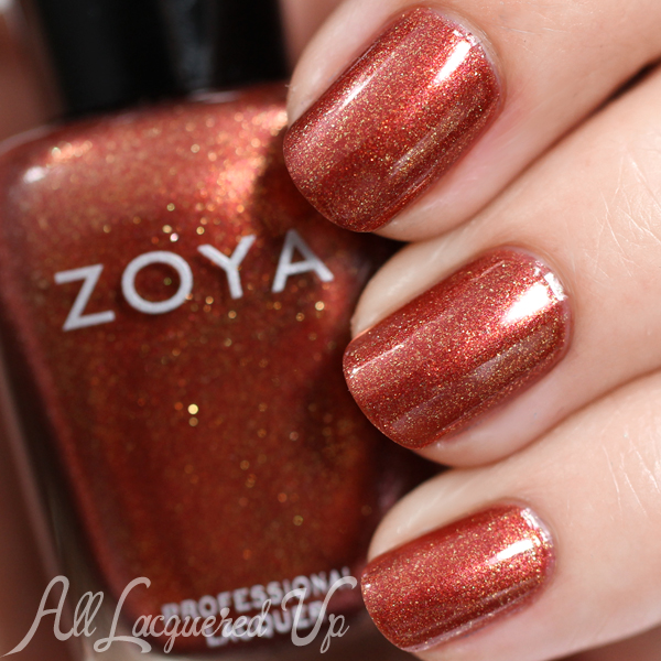 Zoya Autumn from Fall 2014 Ignite collection via @alllacqueredup