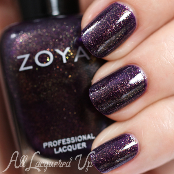 Zoya Sansa from Fall 2014 Ignite collection via @alllacqueredup