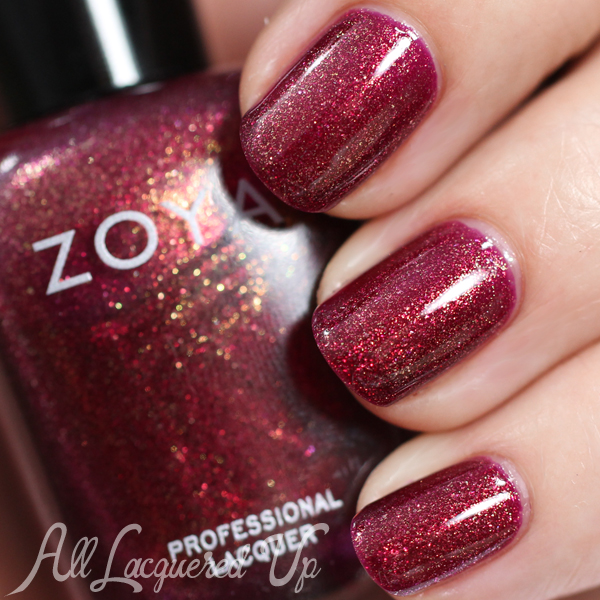 Zoya Teigen from Fall 2014 Ignite collection via @alllacqueredup