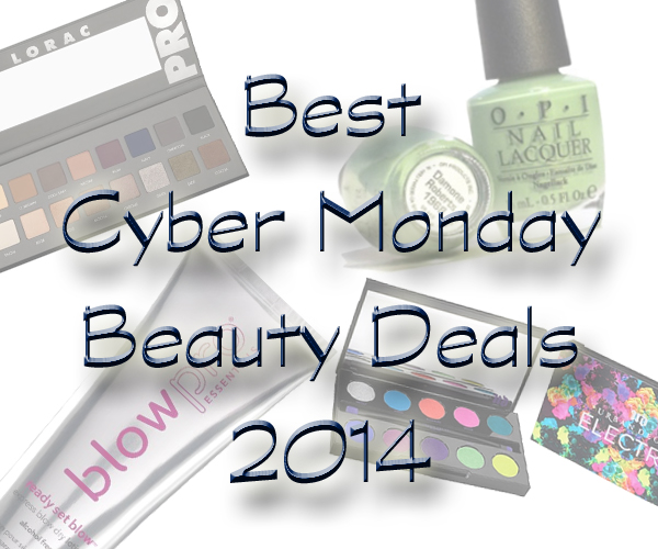 Cyber Monday Beauty Deals 2014 via @alllacqueredup
