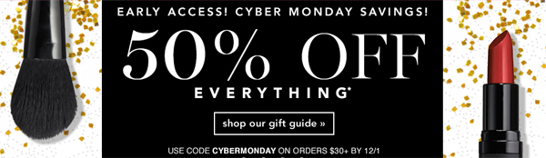 ELF Cyber Monday 2014 via @alllacqueredup