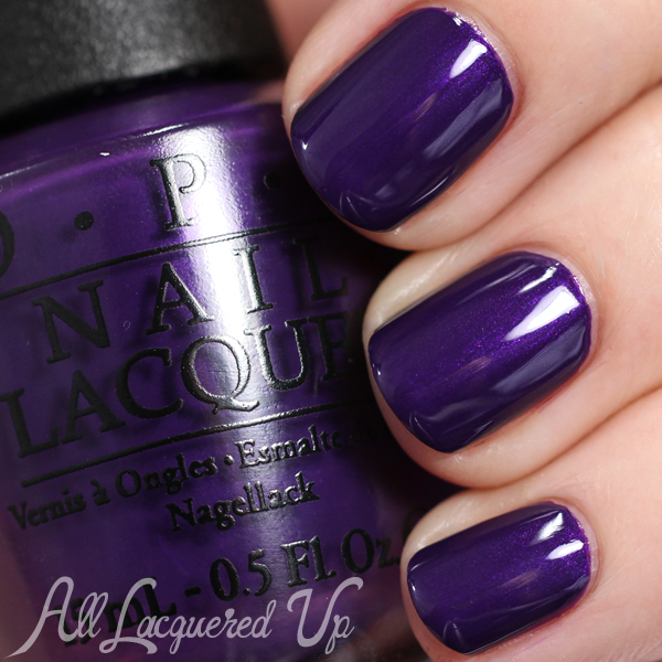 OPI I Carol About You - Holiday 2014 via @alllacqueredup