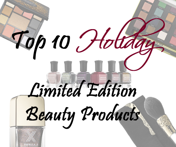 Best Holiday Beauty and Makeup for 2014 via @alllacqueredup