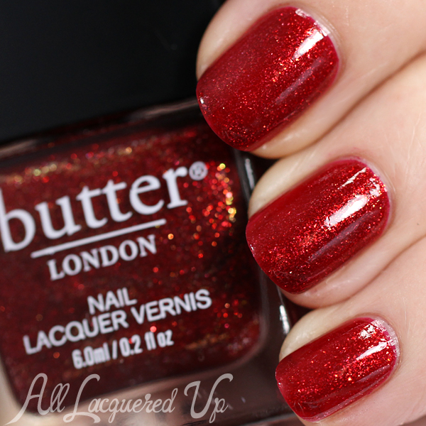 butter LONDON Bric-A-Brac from Fall 2014 via @alllacqueredup