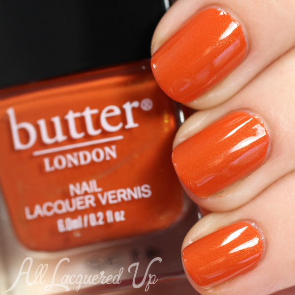 butter LONDON Brick Lane Fall 2014 via @alllacqueredup