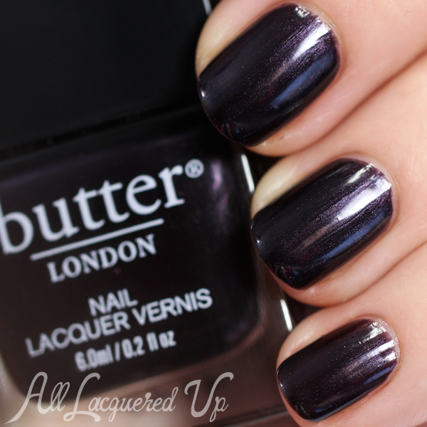 butter LONDON Chocka Fall 2014 via @alllacqueredup