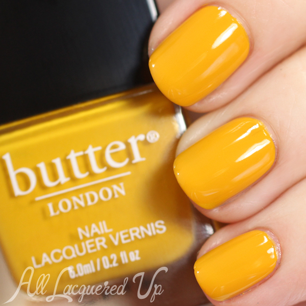 butter LONDON East End Fall 2014 via @alllacqueredup