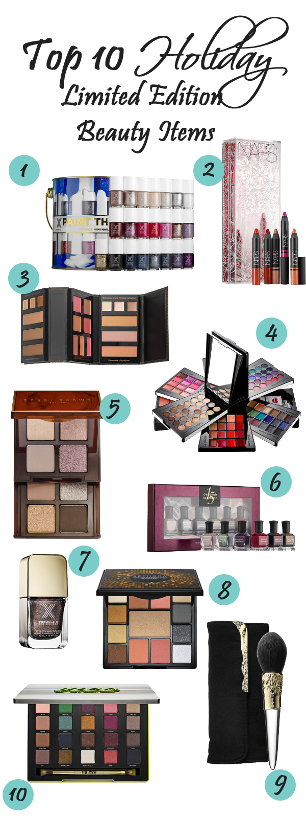 Top Holiday Beauty Items for 2014 via @alllacqueredup