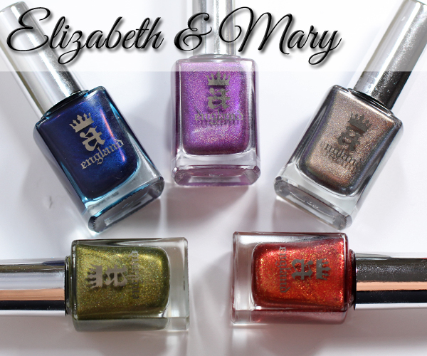 A-England Elizabeth & Mary collection via @alllacqueredup