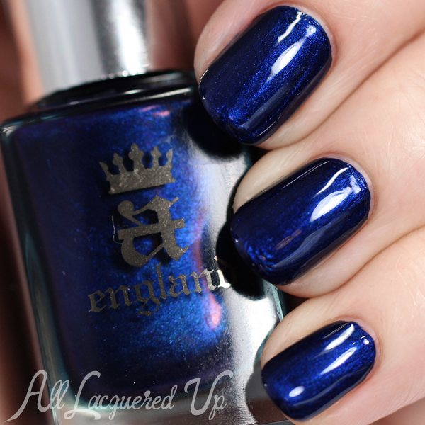 A-England Queen of Scots swatch via @alllacqueredup