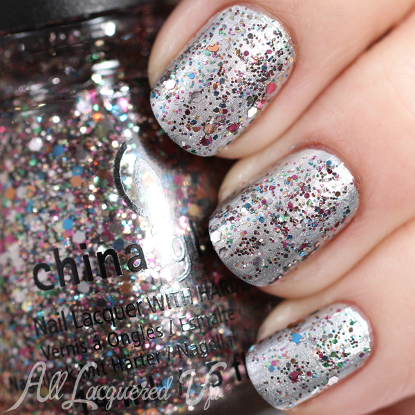 China Glaze Dancing & Prancing - Holiday 2014 via @alllacqueredup