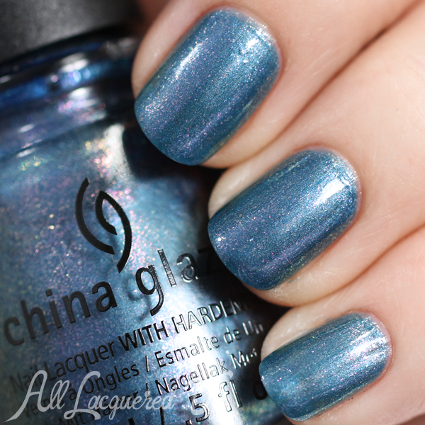 China Glaze December To Remember - Holiday 2014 via @alllacqueredup