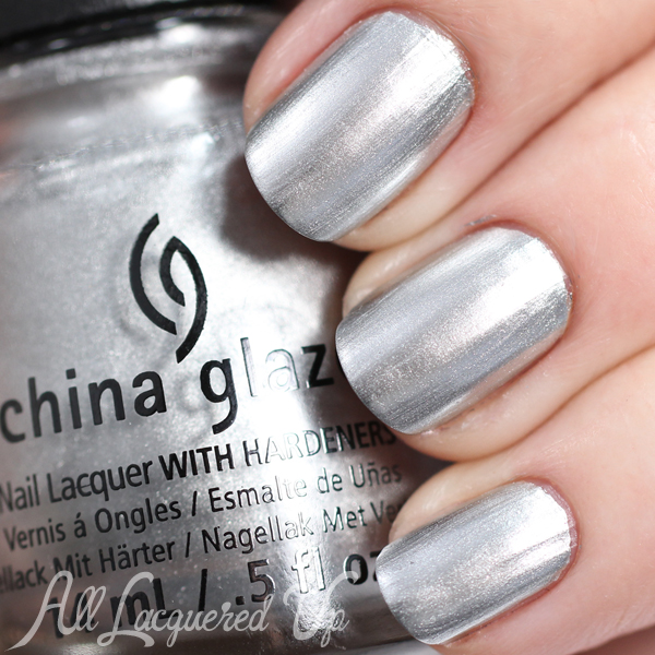 China Glaze I'd Melt For You - Holiday 2014 via @alllacqueredup