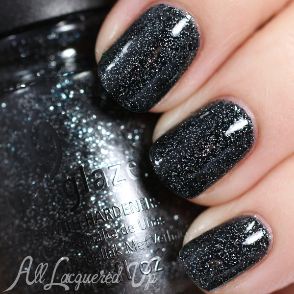 China Glaze Meet Me Under The Stars - Holiday 2014 via @alllacqueredup