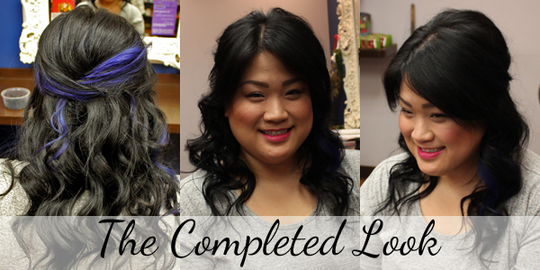 Easy Hairstyles for Holidays - New Year's Eve via @alllacqueredup