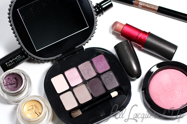 MAC Keepsakes Plum Eyes Palette via @alllacqueredup