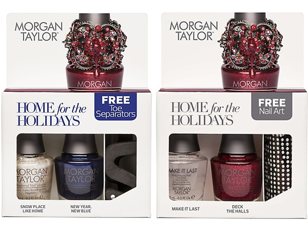 Morgan Taylor Holiday Gift Sets