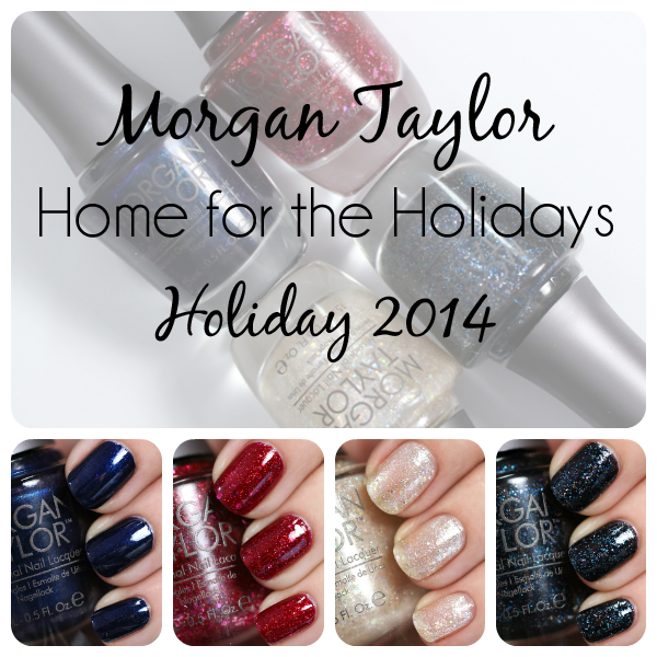Morgan Taylor Home for the Holidays via @alllacqueredup