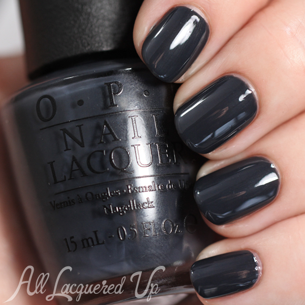 OPI Dark Side of the Mood - Fifty Shades of Grey via @alllacqueredup