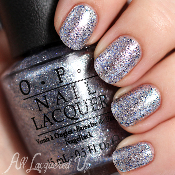 OPI Shine For Me - Fifty Shades of Grey via @alllacqueredup