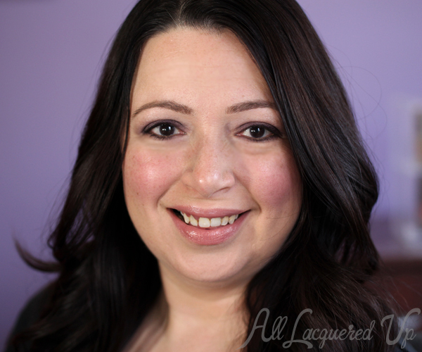 Smoky Plum Eye Look via @alllacqueredup