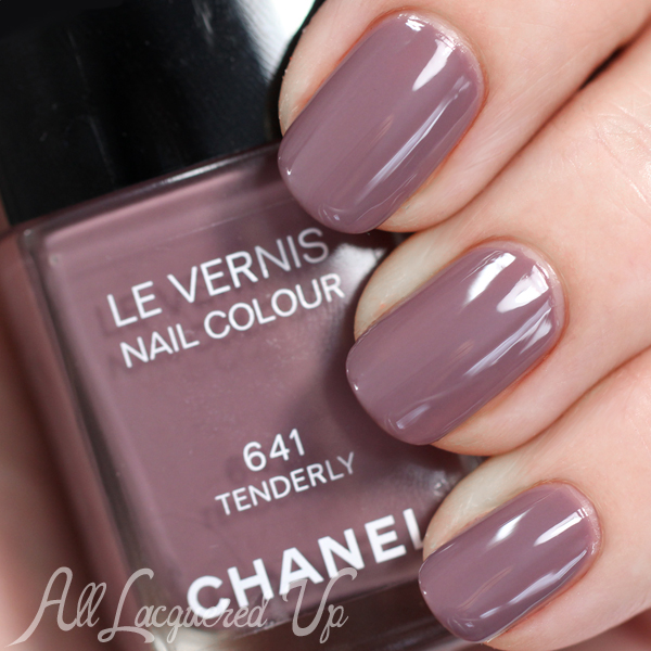 chanel spring 2015 nail swatches review all lacquered up