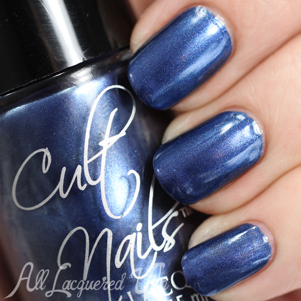 Cult Nails Dazed swatch from the Secret Collection via @alllacqueredup