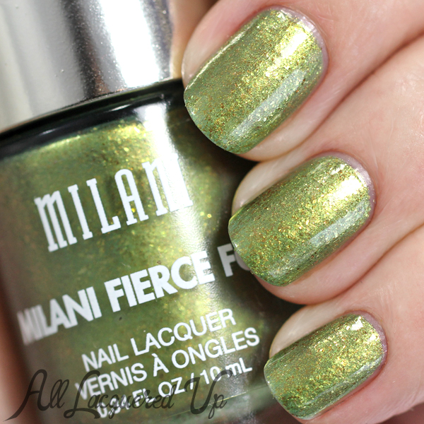 Milani Fierce Foil Florence swatch via @alllacqueredup