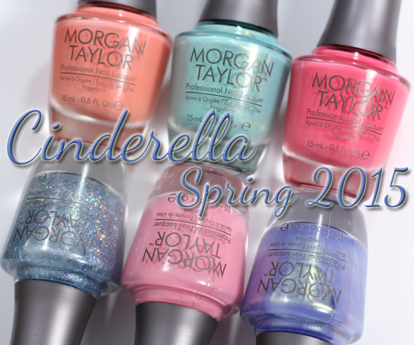 Morgan Taylor Cinderella review via @alllacqueredup